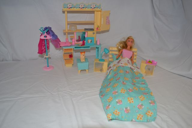 d14077 barbie slaapkamer