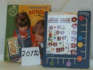 Verwonderlijk k20114 Rondo Piccolo 5-6 jaar PX-98