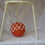 A11119 Basketbal spel