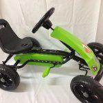 A11206 Skelter, pedal go-kart