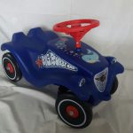 A11217 Big bobby car,loopwagen blauw