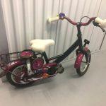 A11220 Kinderfiets met zijwieltjes