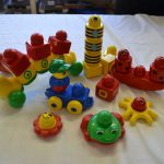 B12088 Lego Primo blokken