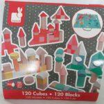 B12097 Kubix blokken met speelmat