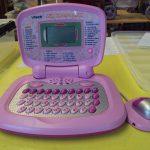 C13100 Laptop roze