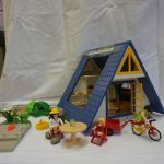 D14025 Playmobil kampeerhut