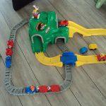 D14111 Little Tikes Spoorweg Autobaan