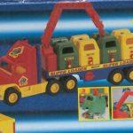 D14215 Wader Super Truck