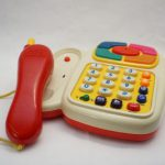 D14225 Pratende telefoon