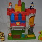 D14232 Mega bloks Magisch kasteel