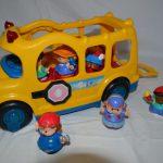 D14250 Fisher Price Schoolbus