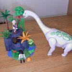 D14288 Playmobil brachiosaurus