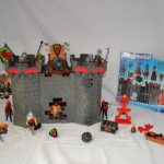 D14294 Playmobil draagbaar ridderkasteel