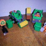 D14303 Duplo vuilnisauto