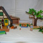D14311 Playmobil Boswachtershuis