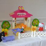 D14369 Hello Kitty manege