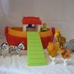 D14370 Ark van Noach, playmobil 1-2-3