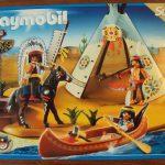 D14382 Playmobil superset indianen