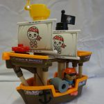 D14403 Piratenboot 3+