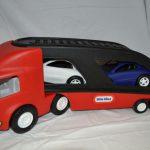D14421 Auto transporter, little tikes