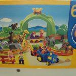 D14425 Playmobil 1-2-3 dierentuin