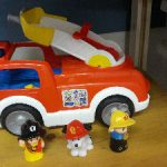 D14431 Little People brandweerauto