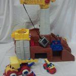 D14433 Fisher price bouwplaats