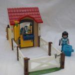 D14437 Playmobil paardenset
