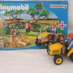 D14438 Playmobil boomgaardset