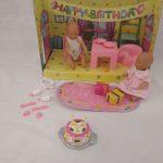 D14453 Baby born mini wereld, verjaardagsset