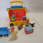 D14458 Playmobil 1-2-3 marktkraam