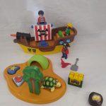 D14461 Playmobil 1-2-3 piratenset