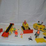 D14672 Playmobil Wegenbouwset