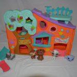 D14683 Dierenclubhuis little pets shop