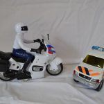 D14687 Politievoertuigen