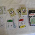 E15365 Monopoly kaartspel