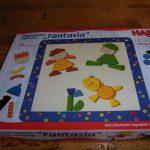 K20161 Fantasia, magnetisch legspel