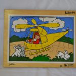 L21074 Helikopter Puzzel