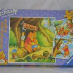 L21148 Winny the Pooh, 3x49 stukjes