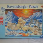 L21156 Pooldieren puzzel, 300 stukjes