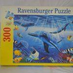 L21157 Puzzel dolfijnen, 300 stukjes