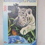 L21158 Puzzel witte tijger, 300 stukjes