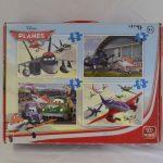 L21197 4 Puzzels planes