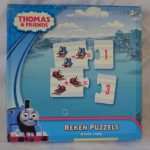 L21200 Rekenpuzzel thomas en friends