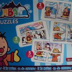 L21217 Bumba, 4-in-1 puzzel