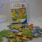 L21248 My first puzzles boerderij