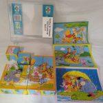L21254 Blokpuzzel Winnie the Pooh