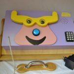 R26028 Telefoonplaat