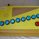 R26037 Instrumentenplaat