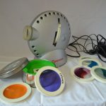 R26044 Vloeistofprojector met accessoires